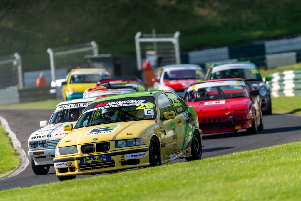 The Argent FM Sponsored Racing BMW took its maiden win in October, beating fierce competition in very difficult weather conditions in the 45 minute, 2 driver race.