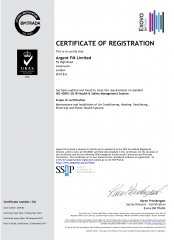 ISO 45001:2018 Health & Safety Management System