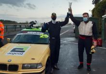 Argent FM Sponsored Racing BMW took its maiden win in October