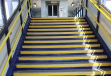 Stairs Refurbishment at Harpenden Station